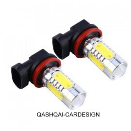 LED LAMPENSET MISTLAMPEN H8