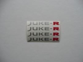JUKE-R Stickers 60x6 mm