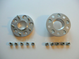 SPOORVERBREDERS ( SPACERS ) 20MM