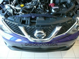 FRONT GRILL COVER J11
