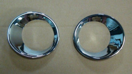 ABS Chrome Reflector Coverset