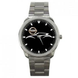 Nissan Juke horloge met silhouet