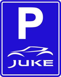 parkeerbord JUKE
