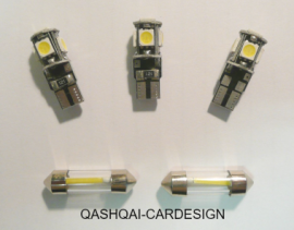 LED binnenverlichting voor panoramadak uitv