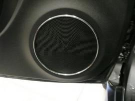 Design ringen voor deurspeaker roosters front